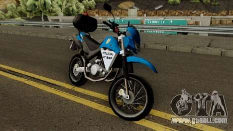 XT600 PMERJ SA Style for GTA San Andreas