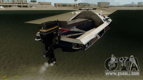 PUBG Aquarail for GTA San Andreas