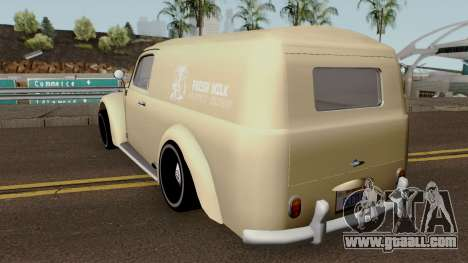 Volkswagen Beetle Van for GTA San Andreas