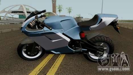 TLAD BATI 800 for GTA San Andreas