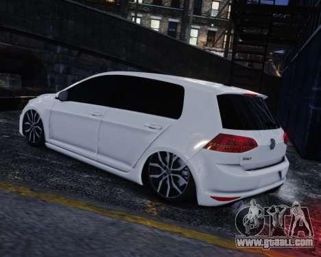 Volkswagen Golf for GTA 4