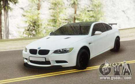 BMW M3 for GTA San Andreas