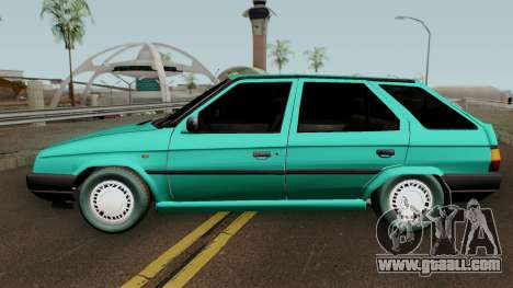 Skoda Forman 1994 for GTA San Andreas left view