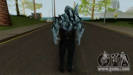 Stone Cold (Stone Watcher) from WWE Immortals for GTA San Andreas