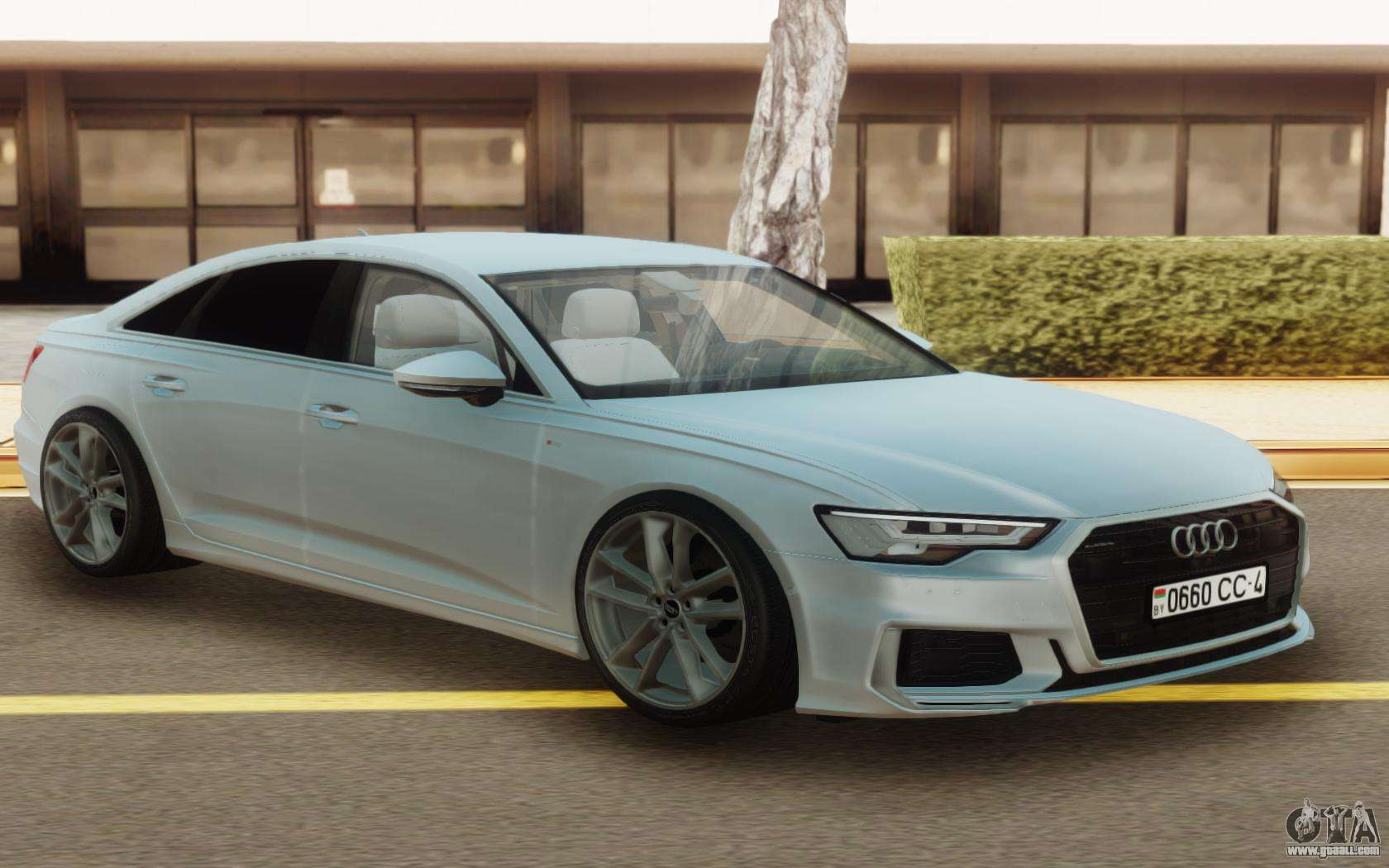 Audi A6 2019 For Gta San Andreas