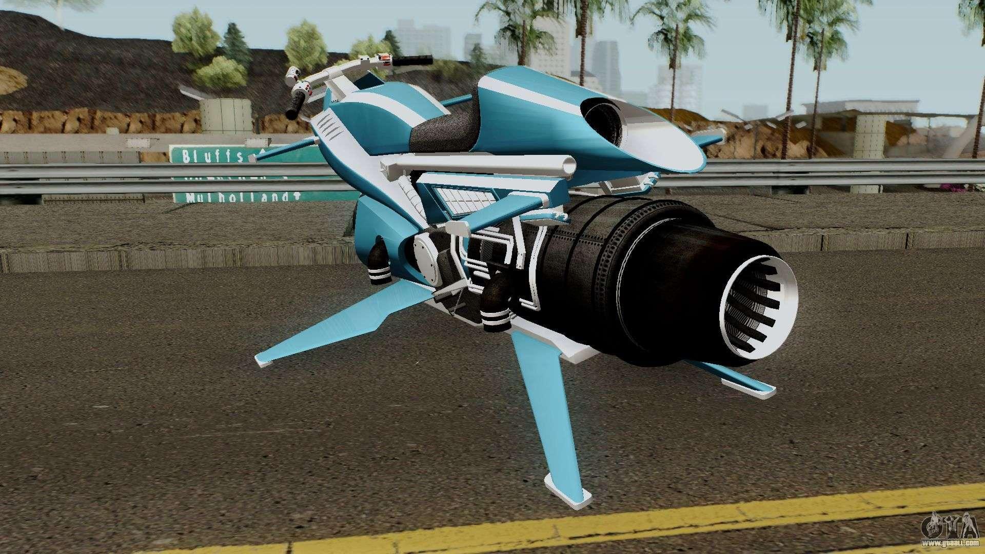 Oppressor Mk Ii Gta V For Gta San Andreas