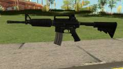 M4A1 HQ for GTA San Andreas