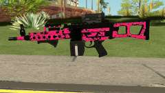 Gunrunning Combat MG MK.II GTA 5 Pink Skull