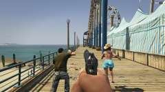 Crime Witness 1.1 for GTA 5