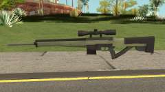 Sniper Rifle From SZGH for GTA San Andreas