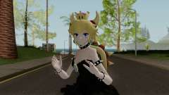Bowsette for GTA San Andreas