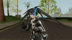 Mato Kuroi - Black Rock Shooter V1 for GTA San Andreas