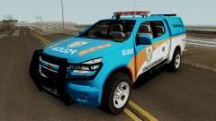 Chevrolet S10 PMERJ BPVE for GTA San Andreas