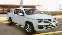 Volkswagen Amarok V6 Aventura 2018 Pickup for GTA San Andreas