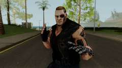 Brock Lesnar (Cyborg) from WWE Immortals for GTA San Andreas