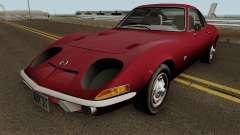 Opel GT 1900 1968 (US-Spec) for GTA San Andreas