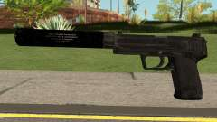 COD-MWR USP45 Suppressed for GTA San Andreas