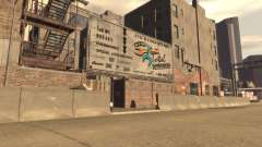 Private garage for Niko for GTA 4