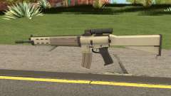 M4 From SZGH for GTA San Andreas