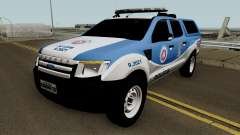 Ford Ranger 2014 CIPM Tabocas Do Brejo Velho for GTA San Andreas