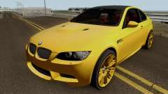 BMW M3 E92 IVF for GTA San Andreas