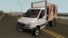 Mercedes Sprinter - Vel Pitar 2010 for GTA San Andreas
