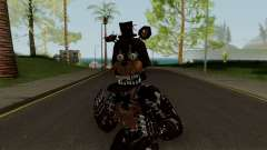 Nightmare Freddy (FNaF) for GTA San Andreas