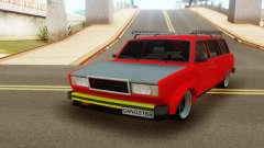 Vaz 2104 Vishnya for GTA San Andreas