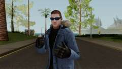 Captain Cold (Wentworth Miller) From IJ2 for GTA San Andreas