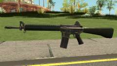 CSO2 T65 Assault Rifle for GTA San Andreas