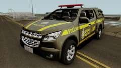 Chevrolet S10 Police (Patrulhas Especiais) for GTA San Andreas