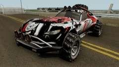 BXR Bailey Blade XT4 2015 for GTA San Andreas