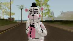 Proto Freddy FNaF for GTA San Andreas