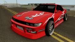 Nissan Silvia S13 MQ for GTA San Andreas