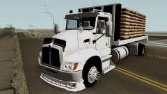 Kenworth T370 Rabon for GTA San Andreas