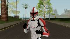 Clone Trooper Red (Star Wars The Clone Wars)
