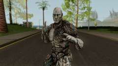 The Rock (Stone Watcher) from WWE Immortals for GTA San Andreas