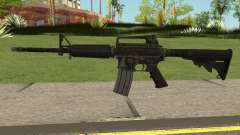 Fallout NV Bushmaster M4A1 for GTA San Andreas