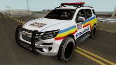 Chevrolet Trailblazer PMMG for GTA San Andreas