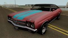 Chevrolet Chevelle SS Normal 1970 for GTA San Andreas