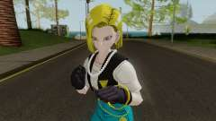 Lazuli Cell Saga DBXV2 for GTA San Andreas
