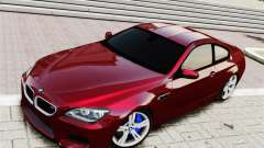 BMW M6 F13 for GTA 4