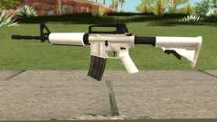 Devil Third Online M4A1 for GTA San Andreas