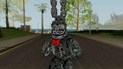 Nightmare Bonnie (FNaF) for GTA San Andreas