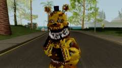 Nightmare Fredbear (FNaF) for GTA San Andreas