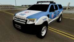 Ford Ranger 2014 - CIPM Serra Dourada for GTA San Andreas