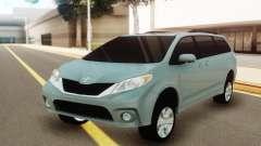 Toyota Sienna for GTA San Andreas