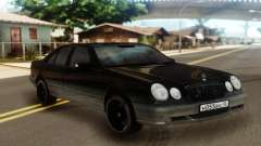 Mercedes-Benz E55 W210 AMG for GTA San Andreas