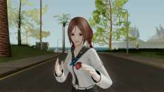 Risa Kubota for GTA San Andreas