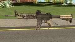 M4A1 SO-TL for GTA San Andreas